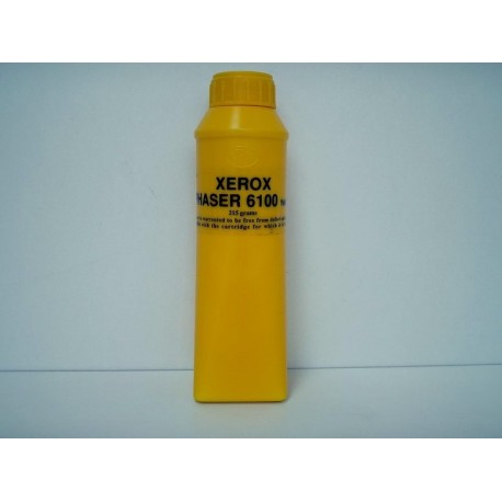 TSX117HY tonerpor palackban XEROX PHASER 7500 Yellow- HIGH 280 gr/palack