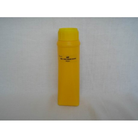 TSB30Y tonerpor palackban BROTHER TN 04 210 gr/palack - Yellow 1 palack